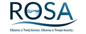 Logo ROSA dystrybutory filtrujące