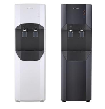 Bezbutlowy Dystrybutor filtrujący Waterpia wfp2200c black + white